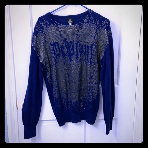 """Versace Sweaters - Vintage (early 2000s)  Versace """"Defiant"""" Sweater"""